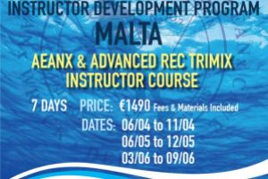 IANTD Adv. EANx & Adv. Rec Trimix Instructor