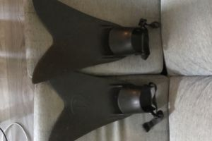 aletas Force Fins talla XL