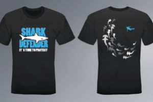 CAMISETA SHARK DEFENDER