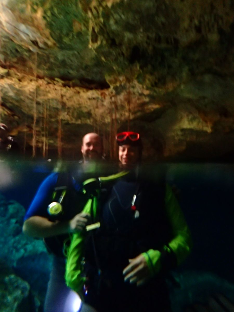 Dive of buceo scotti mexico cenote el jardin del eden for El jardin del eden alicante