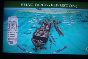 EGIPTO, MAR ROJO, SHAG ROCK (KINGSTON) -  Sharm el-Sheij Egipto